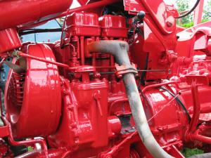 Standard 218 Motor