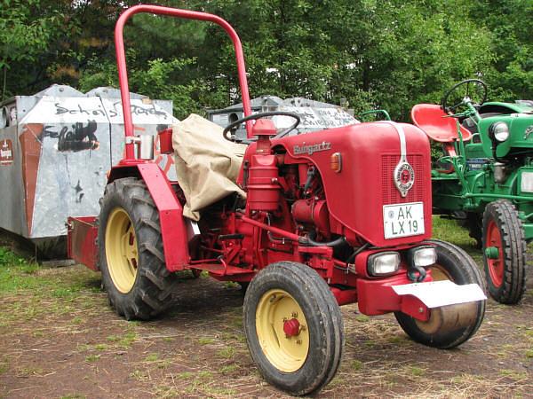 Bungartz traktor