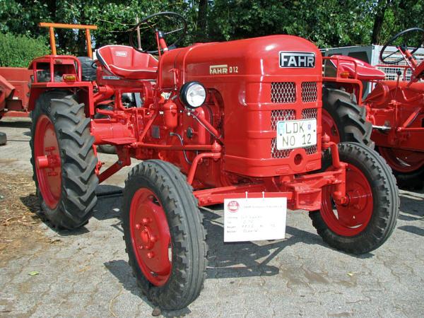 Fahr traktor kaufen