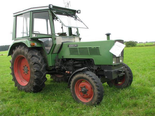 traktoren fendt farmer 106s 106sa. Black Bedroom Furniture Sets. Home Design Ideas