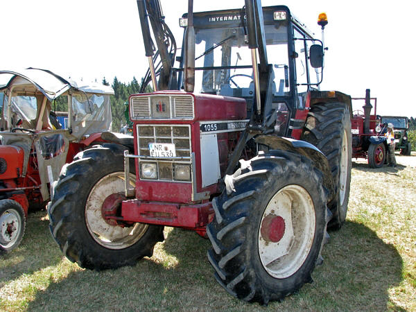 getriebe ihc 955