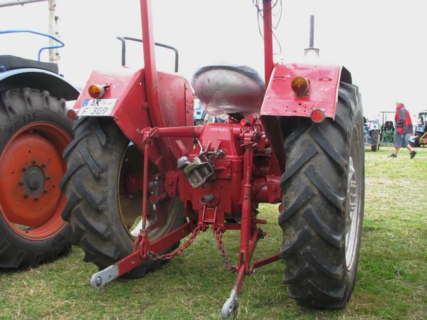 motor mc cormick d432