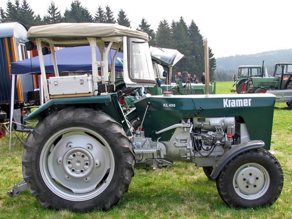 Kramer kl 450