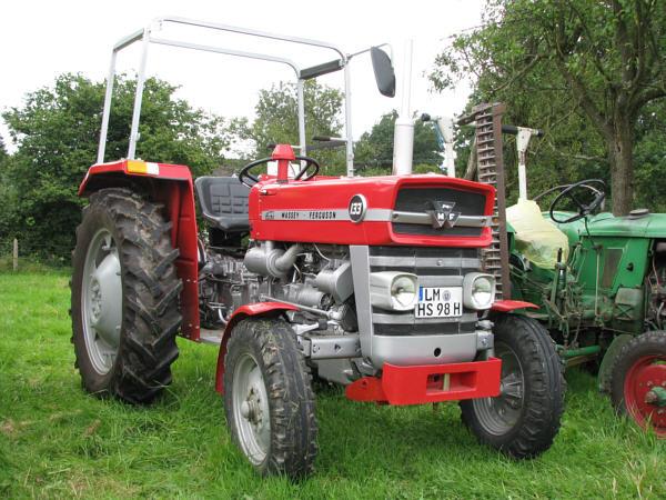 getriebe mf 133