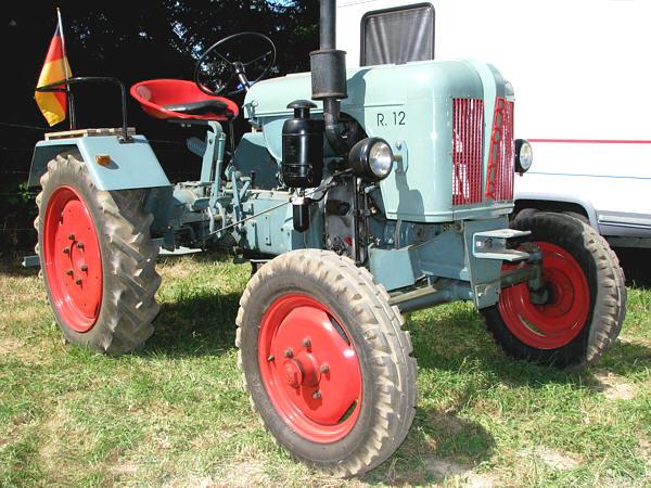 Fahrzeugseitende Traktoren Röhr 12r 12rh 12ra 12rah Hr12